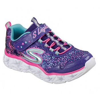 Skechers Girl's Galaxy Lights