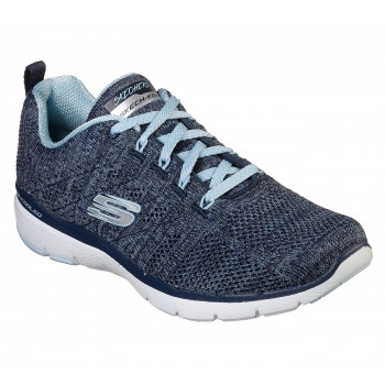 Skechers WOMEN'S FLEX APPEAL 3.0-HIGH TIDES