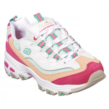 Skechers Women's D'LITES-SECOND CHANCE