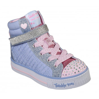 Skechers KID'S TWINKLE LITE-BEAUTY-N-BLING