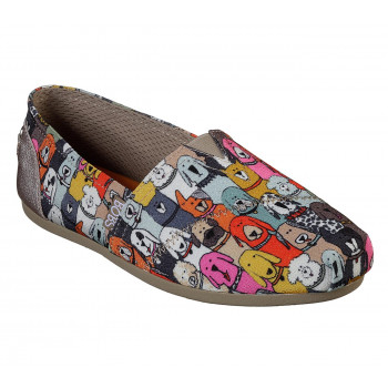 Skechers WOMEN'S BOBS PLUSH - WAG PARTY
