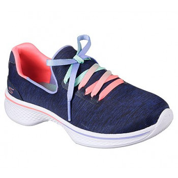 Skechers Girl's Go Walk 4-All Day Comfort