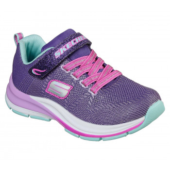 Skechers Girl's Double Strides-Duo Dash