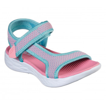 Skechers GIRL'S ON-THE-GO 600 - CRUSH BRIGHTS