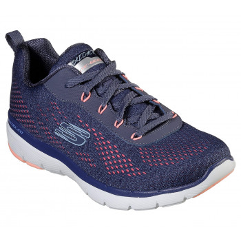 Skechers WOMEN'S FLEX APPEAL 3.0-BREEZIN' KICK