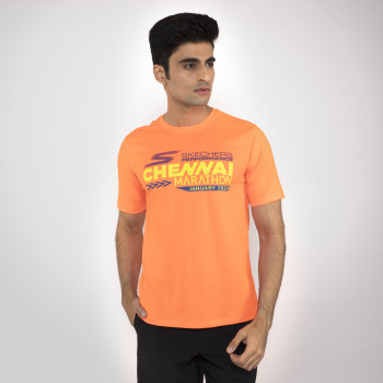Skechers MEN'S CHENNAI TECH TEE