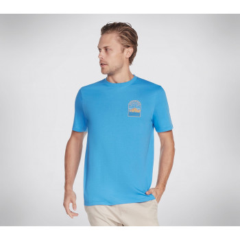 Skechers MEN'S STARRY MB PIER TEE