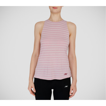 Skechers WOMEN'S SHADOW STRIPE TANK