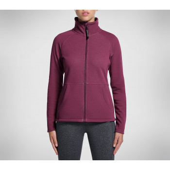 WOMEN'S SNUGGLE FLEECE ZIP IT