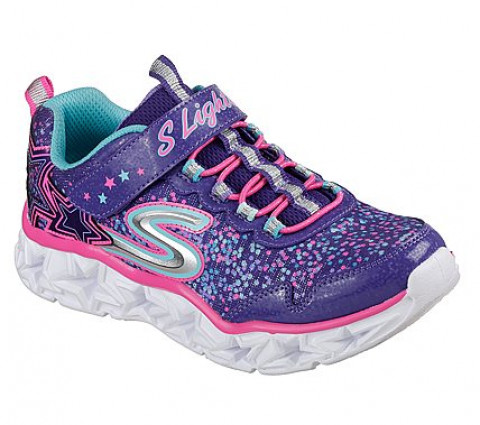 Buy Skechers Galaxy Lights Shoes Online for Girls in India