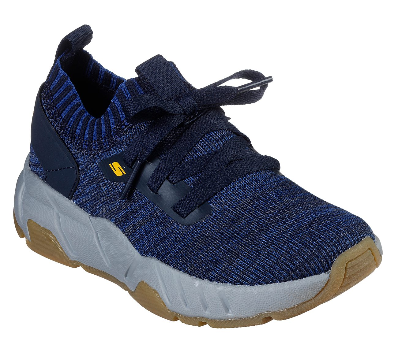 NAVY/CHARCOAL